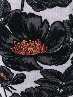 Кардиган С Цветочным Узором Marni                                                                                                              чёрный цвет