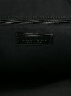 Сумка На Плечо С Застежкой-Молнией Orciani                                                                                                              чёрный цвет