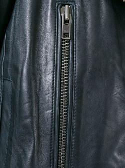 Байкерская Куртка Muubaa                                                                                                              синий цвет