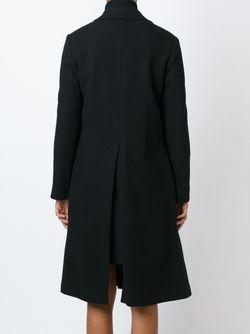 Пальто С Открытым Передом Hache                                                                                                              чёрный цвет