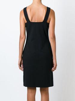 Облегающее Платье Hache                                                                                                              чёрный цвет