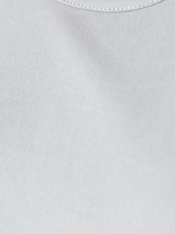 Футболка Свободного Кроя Ann Demeulemeester                                                                                                              серый цвет