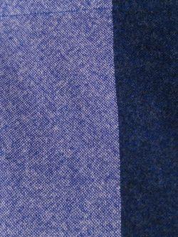 Свободный Свитер Колор-Блок DANIELA GREGIS                                                                                                              синий цвет