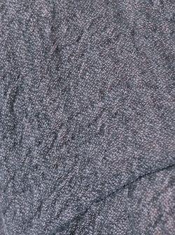 Свитер Свободного Кроя DANIELA GREGIS                                                                                                              серый цвет