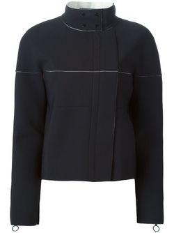 Куртка Из Неопрена Akris                                                                                                              черный цвет