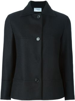 Куртка На Пуговицах Akris                                                                                                              черный цвет