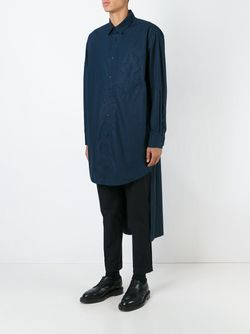 High-Low Hem Shirt CRAIG GREEN                                                                                                              синий цвет