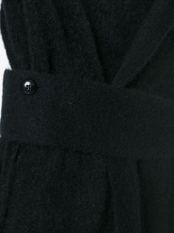 Удлиненный Кардиган Rick Owens                                                                                                              чёрный цвет