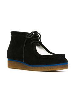 Ботинки Чукка Proenza Schouler                                                                                                              черный цвет