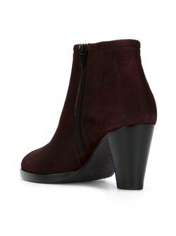 Ботинки 152x2285 A.F.Vandevorst                                                                                                              красный цвет
