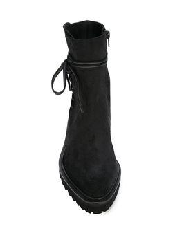 Ботинки 152x3622 A.F.Vandevorst                                                                                                              черный цвет