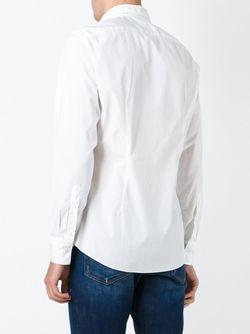 Классическая Рубашка Eleventy                                                                                                              белый цвет
