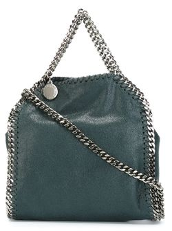 Mini Falabella Tote Stella Mccartney                                                                                                              зелёный цвет