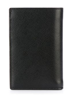 Fold Over Wallet Paul Smith                                                                                                              чёрный цвет