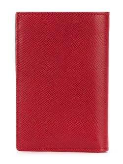 Foldover Wallet Paul Smith                                                                                                              красный цвет