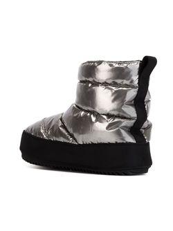 Ботинки Macdougal Marc by Marc Jacobs                                                                                                              серебристый цвет