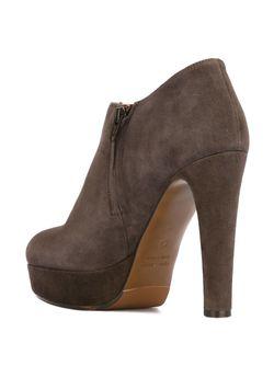 Ботинки По Щиколотку На Платформе L' Autre Chose                                                                                                              серый цвет