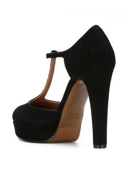 Туфли На Платформе L' Autre Chose                                                                                                              черный цвет