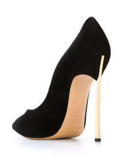Туфли Blade Casadei                                                                                                              черный цвет