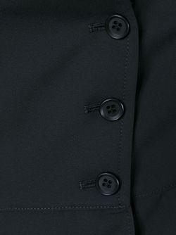 Облегающий Пиджак Асимметричного Кроя Ivan Grundahl                                                                                                              чёрный цвет