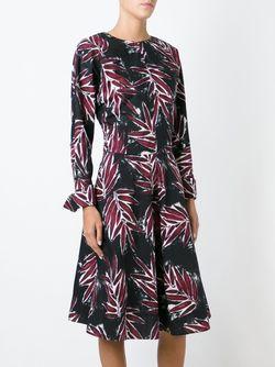 Платье С Принтом Marni                                                                                                              многоцветный цвет