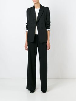 Double Breasted Blazer Ports                                                                                                              черный цвет