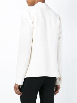 Блейзер С Лацканами-Шалькой Vanessa Bruno                                                                                                              белый цвет