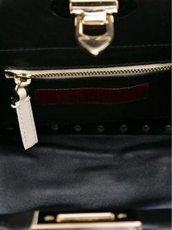 Сумка-Трапеция Rockstud Valentino Garavani                                                                                                              чёрный цвет
