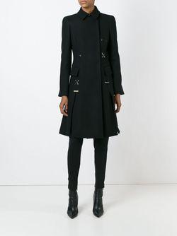 Classic Coat Versace                                                                                                              чёрный цвет