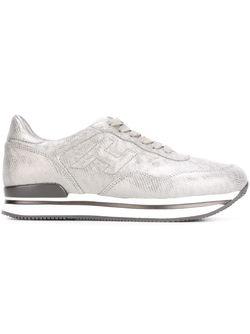 H222 Sneakers Hogan                                                                                                              серый цвет