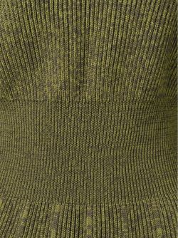 Приталенный Свитер Sonia By Sonia Rykiel                                                                                                              зелёный цвет