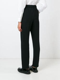 Tapered Trousers Tomas Maier                                                                                                              чёрный цвет