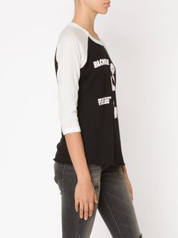 Debbie Concert T-Shirt R13                                                                                                              чёрный цвет