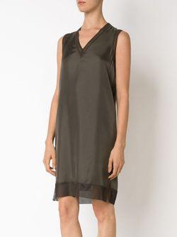 Платье-Шифт Maude Rag & Bone                                                                                                              серый цвет
