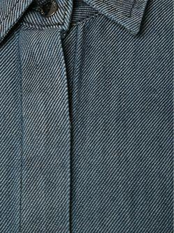 Укороченная Рубашка Jax STR M                                                                                                              синий цвет