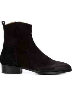 Classic Ankle Boots BUTTERO®                                                                                                              чёрный цвет