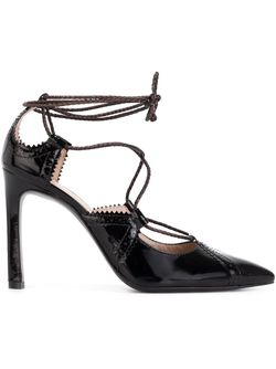 Туфли Varenne Tory Burch                                                                                                              черный цвет