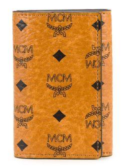 Кошелек Для Ключей Visetos MCM                                                                                                              коричневый цвет