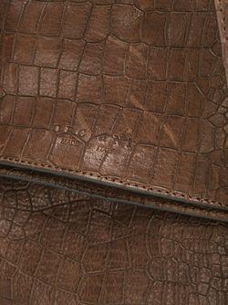 Crosser Tote Orciani                                                                                                              коричневый цвет