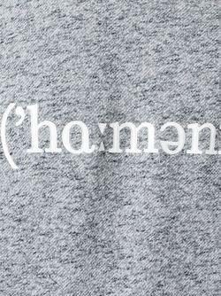 Толстовка С Принтом HARMONY PARIS                                                                                                              серый цвет