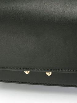 Сумка На Плечо Metal Trunk Marni                                                                                                              чёрный цвет