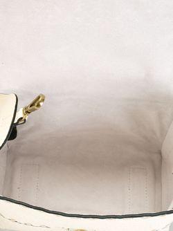 Квадратная Сумка На Плечо Lanvin                                                                                                              белый цвет