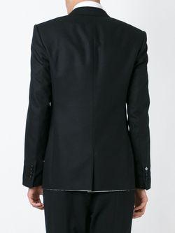 Классический Блейзер Givenchy                                                                                                              синий цвет