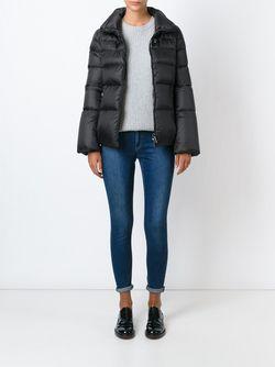 Дутая Куртка Fay                                                                                                              чёрный цвет