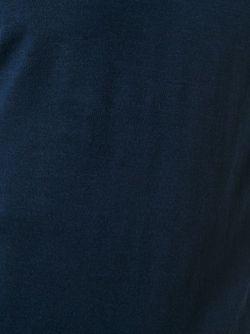 Классическая Безрукавка Paolo Pecora                                                                                                              синий цвет