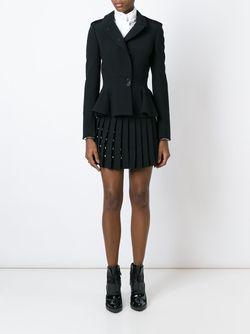 Studded Pleat Skirt Mcq Alexander Mcqueen                                                                                                              чёрный цвет