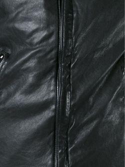 Куртка На Молнии Giorgio Brato                                                                                                              черный цвет