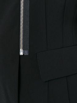 Асимметричный Блейзер Dyna Ivan Grundahl                                                                                                              черный цвет
