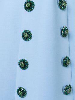 Юбка На Пуговицах Dolce & Gabbana                                                                                                              синий цвет