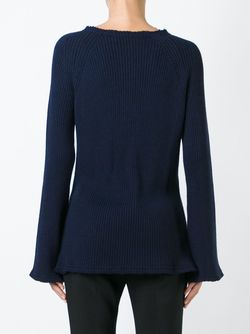 Ribbed Sweater Marni                                                                                                              синий цвет